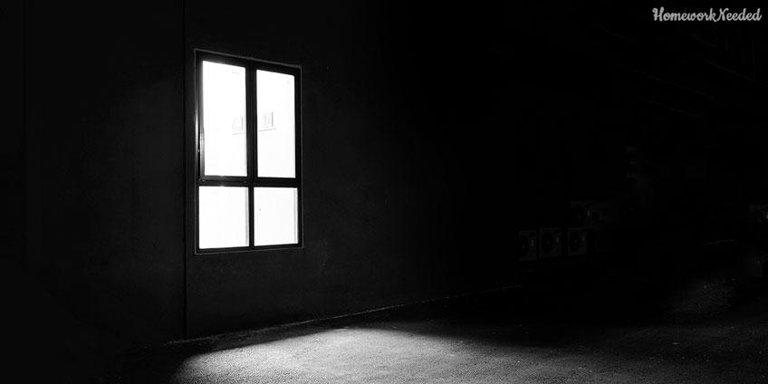 Dark Empty Room