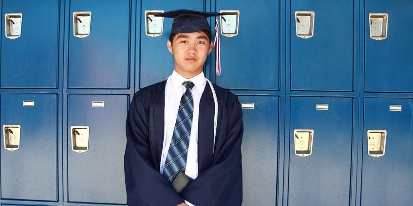 High School Graduate Student