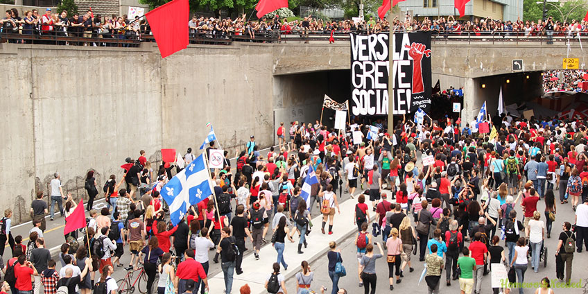 Students' Strike